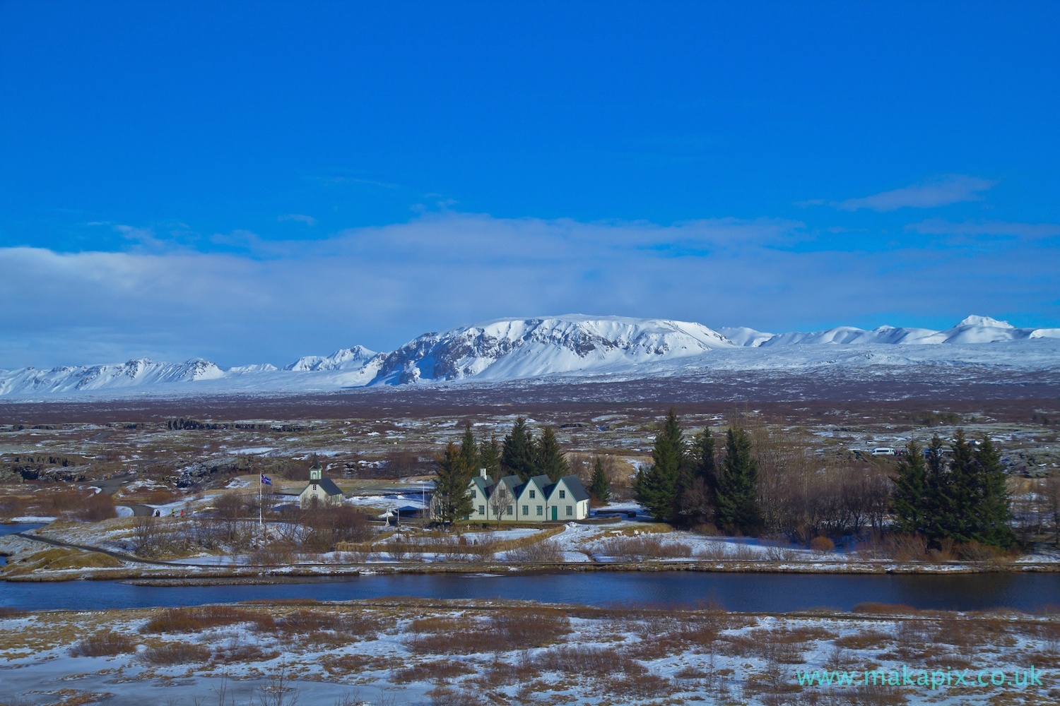 Thingvellir NP, Iceland