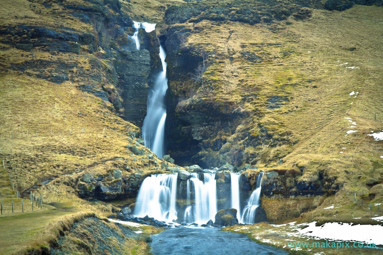 Gluggafoss ,Iceland