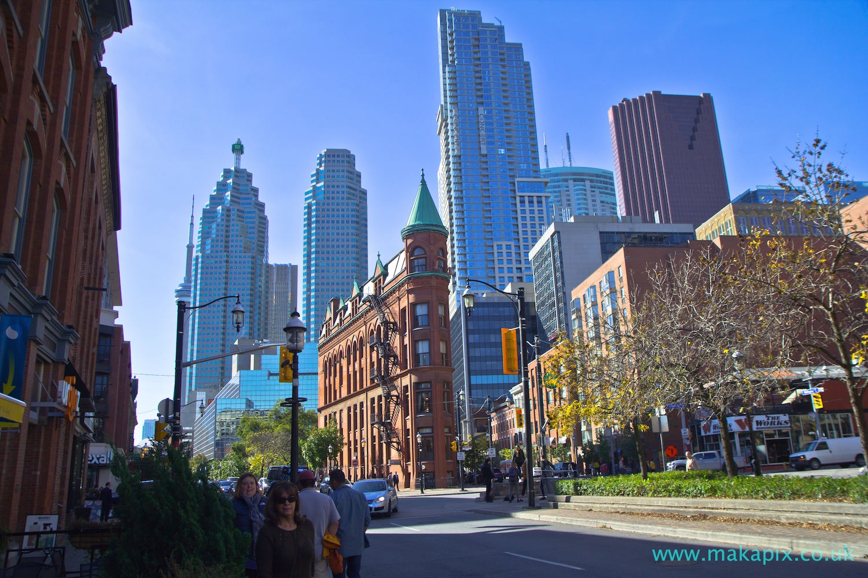 Toronto downtown, Canada