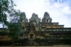 Ta Keo Temple, Angkor, Cambodia
