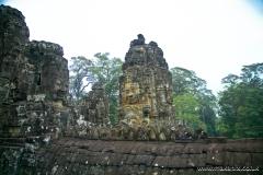 Bayon Temple, Angkor, Cambodia