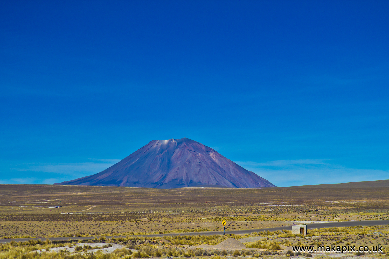 Volcano Misti, Arequipa, Peru