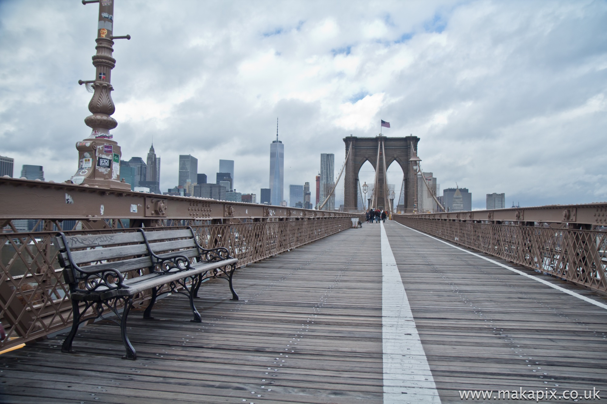 NYC - Brooklyn Bridge