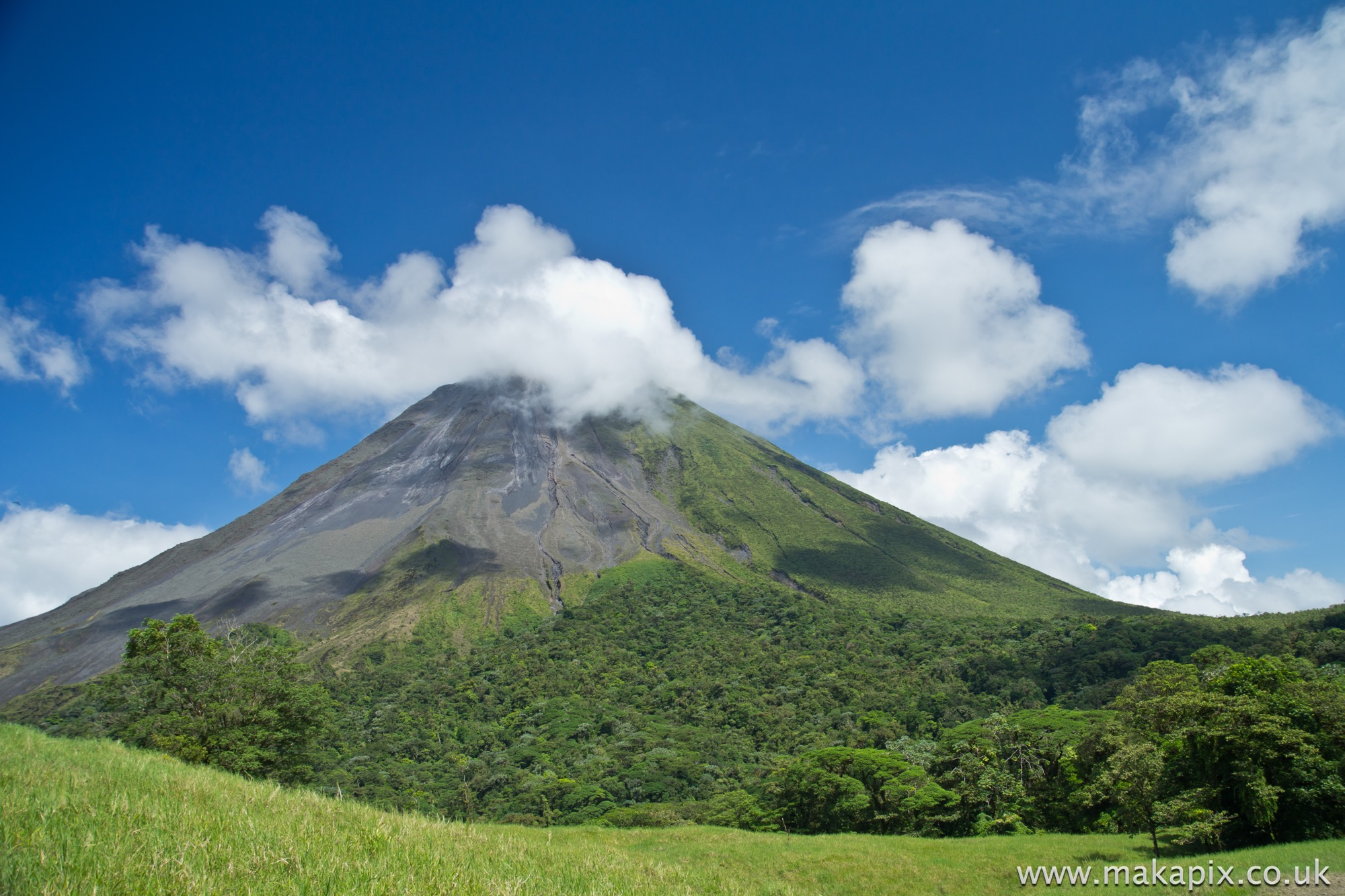 Arenal Volcano, Costa Rica 2014