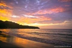 Phuket's sunset, Thailand