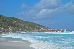 Petite Anse, La Digue island, Seychelles