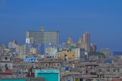 Panoramic view of Havana, Cuba