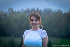 Magdalena - bridal portrait