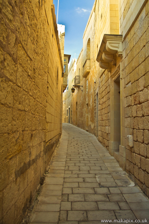 Malta-Mdina 2014