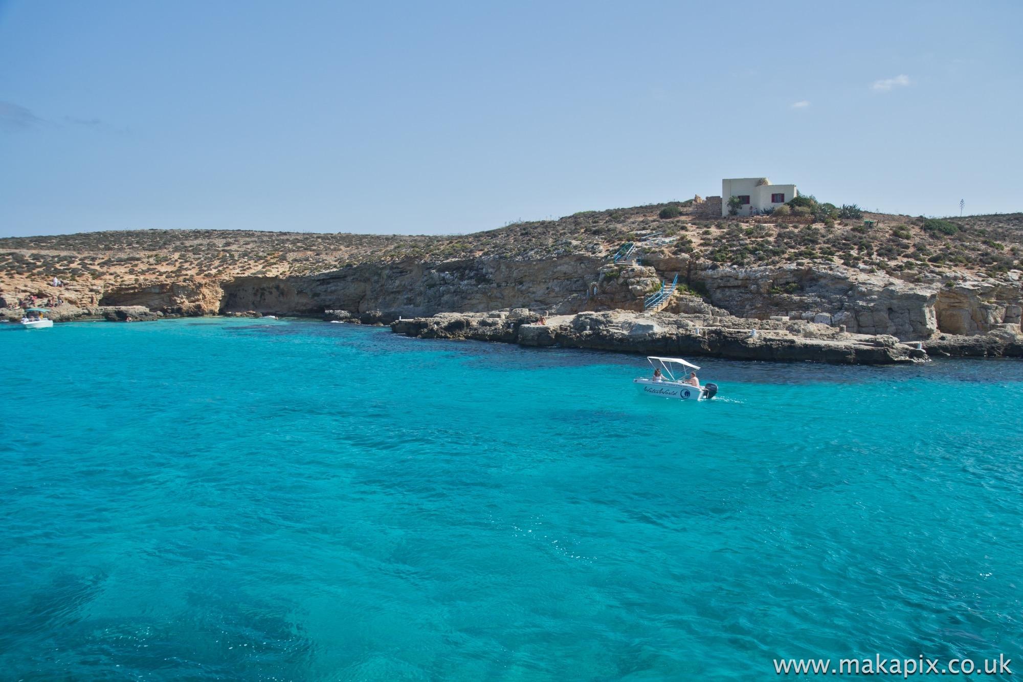 Malta-Blue Lagoon 2014