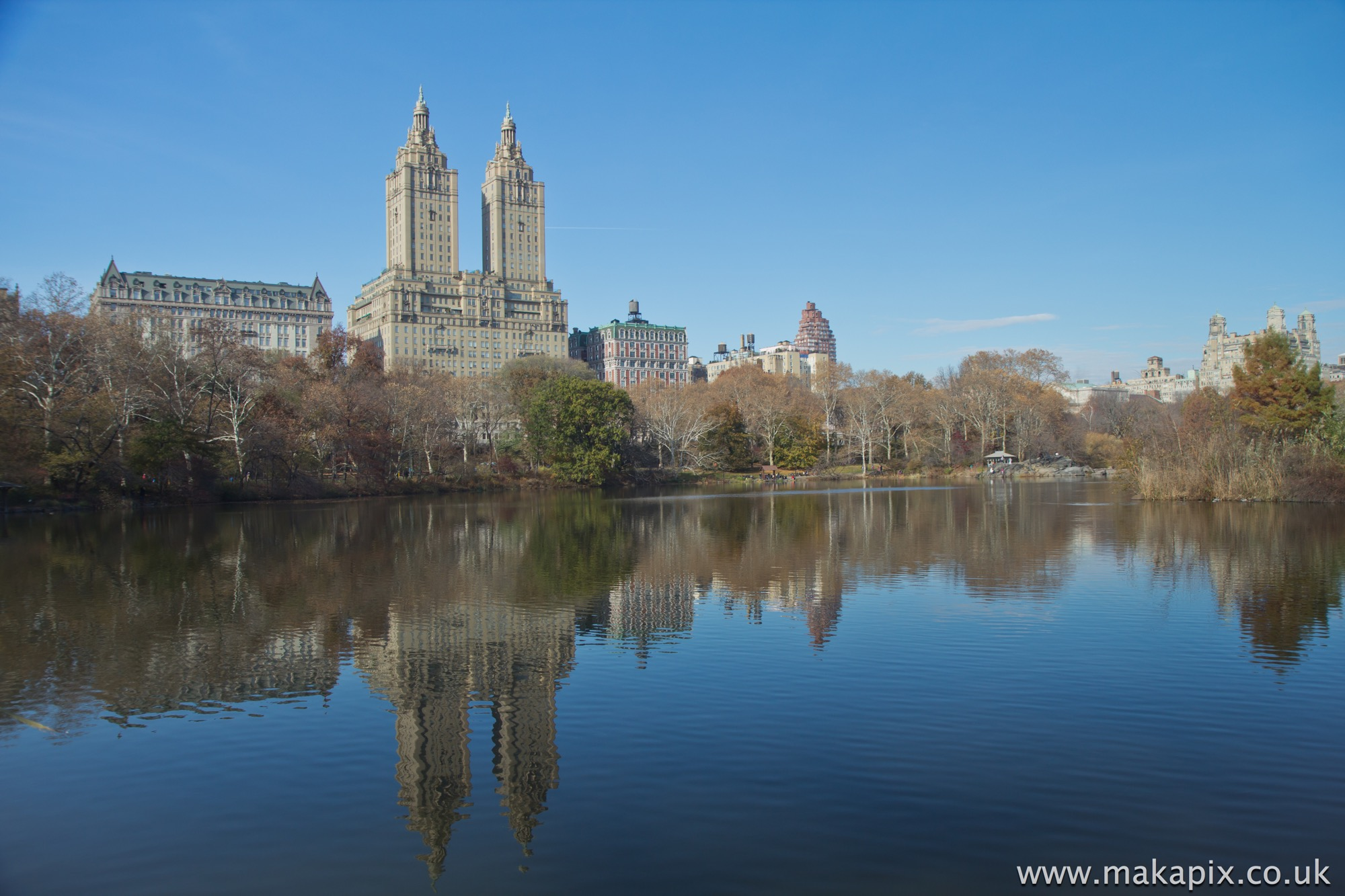 New York City- Central Park
