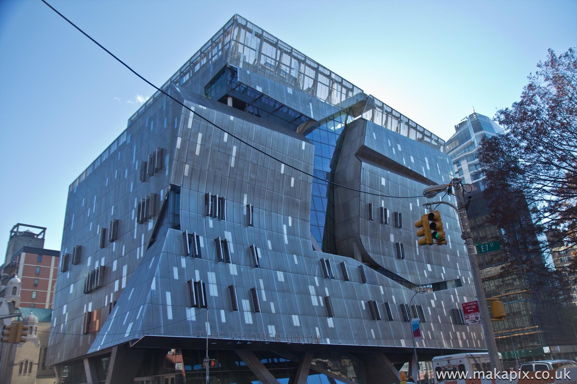 New York City-Cooper Union