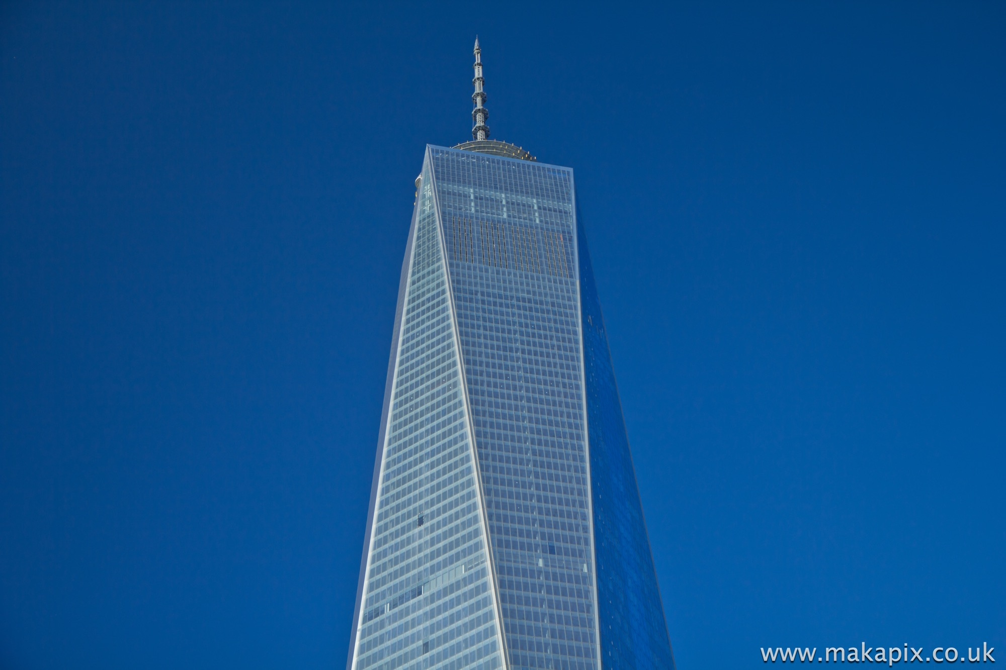New York City-One World Trade Center
