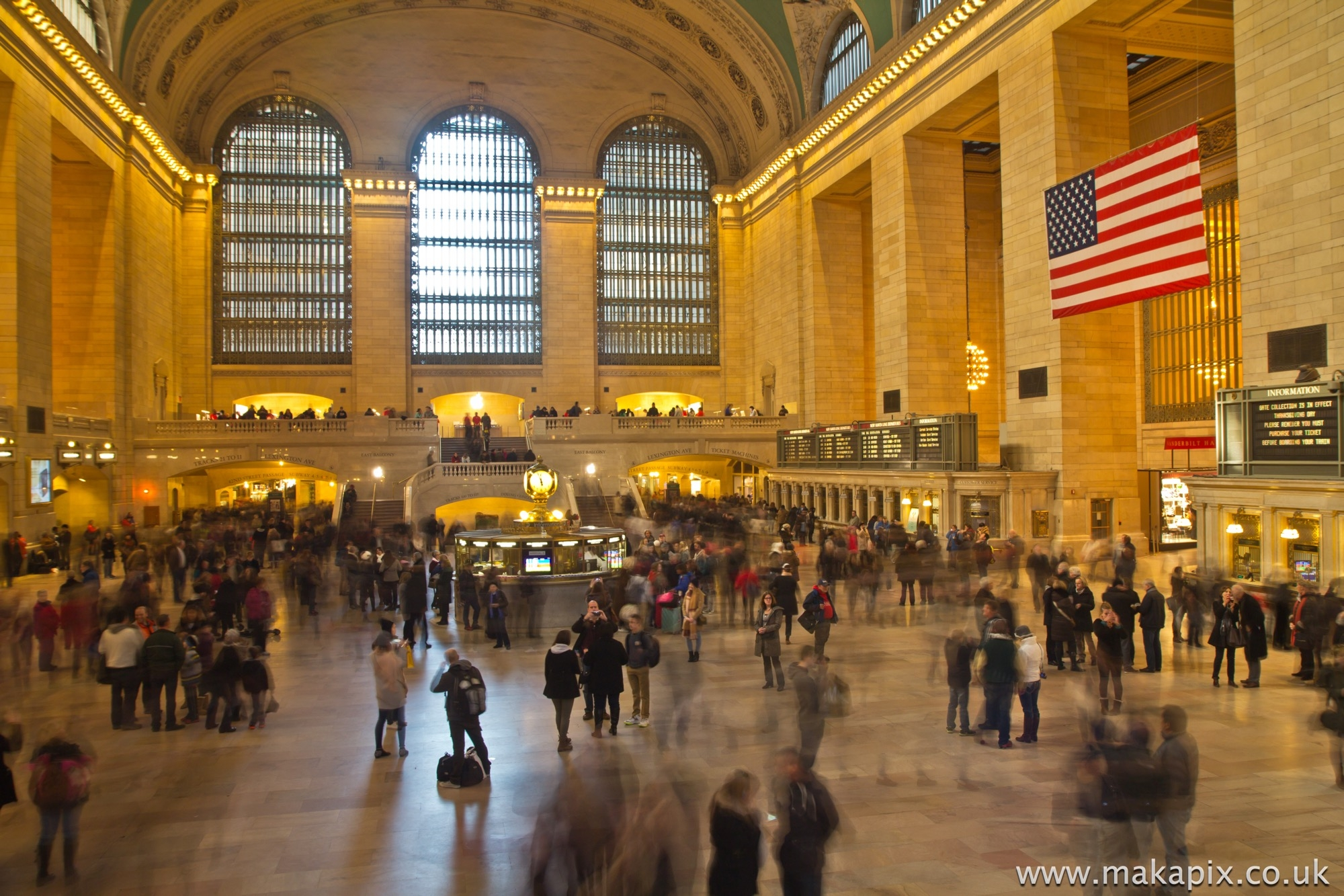 New York City-Grand Central Terminal