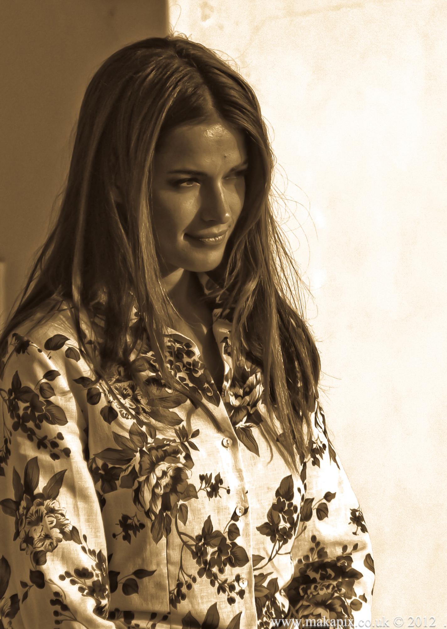 model ,Santorini