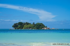 Anse Volbert, or the Cote d'Or, Praslin island, Seychelles