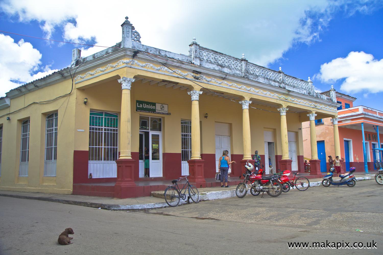 Plaza Isabel II, Remedios, Cuba