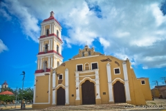 Iglesia Mayor of San Juan Bautista, Remedios, Cuba