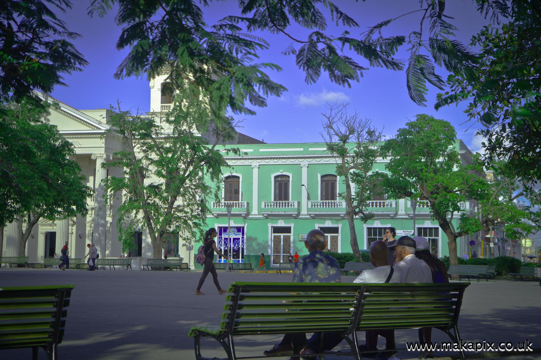 Parque Vidal, Santa Clara, Cuba