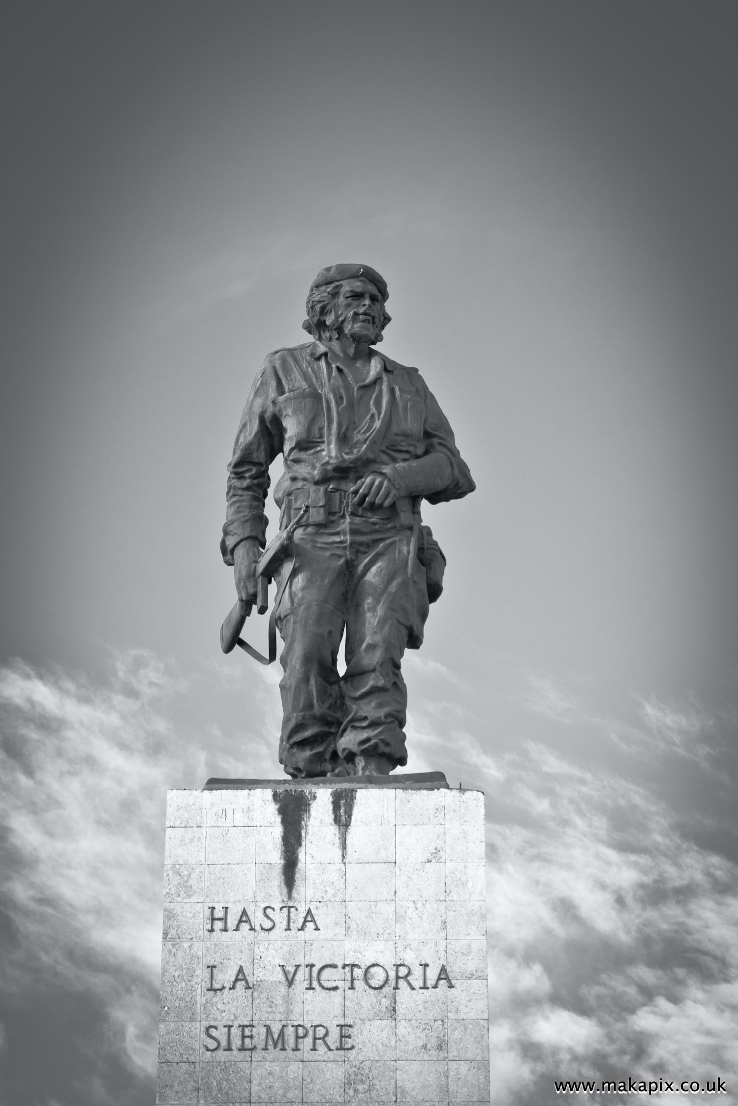 Che Guevara's Monument and Mausoleum, Santa Clara, Cuba