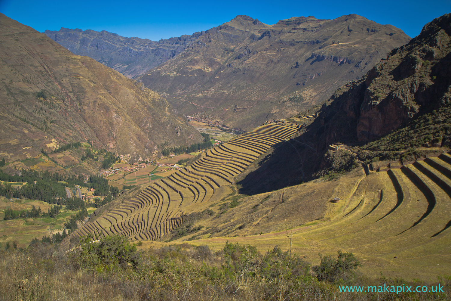 Pisac, Sacred Valley, Peru
