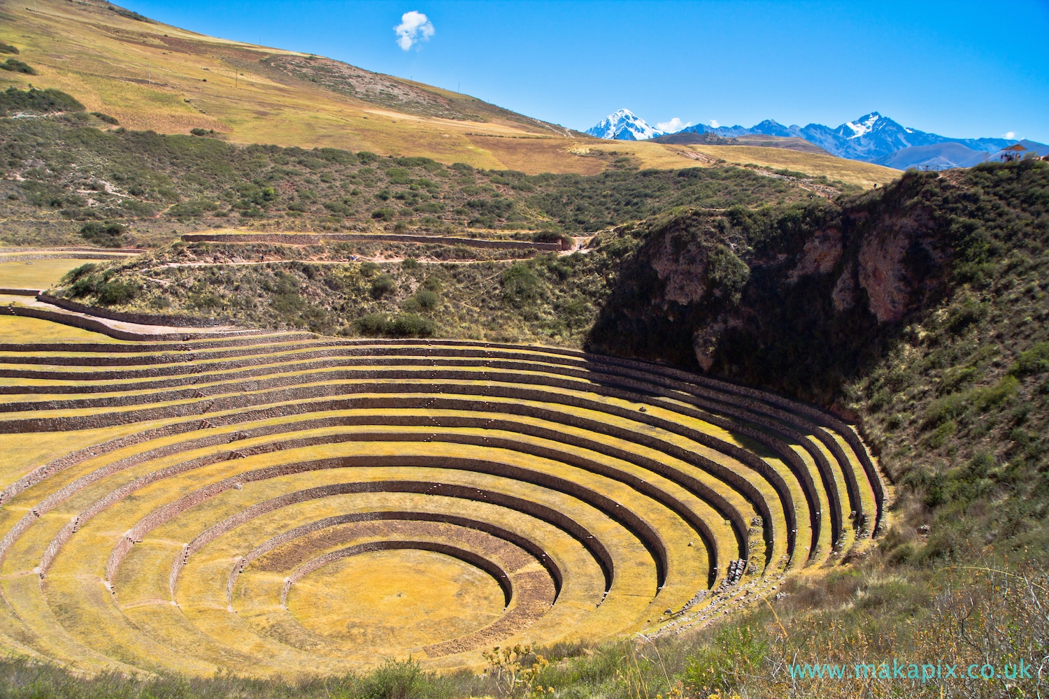 Moray Ruins, Sacred Valley, Peru