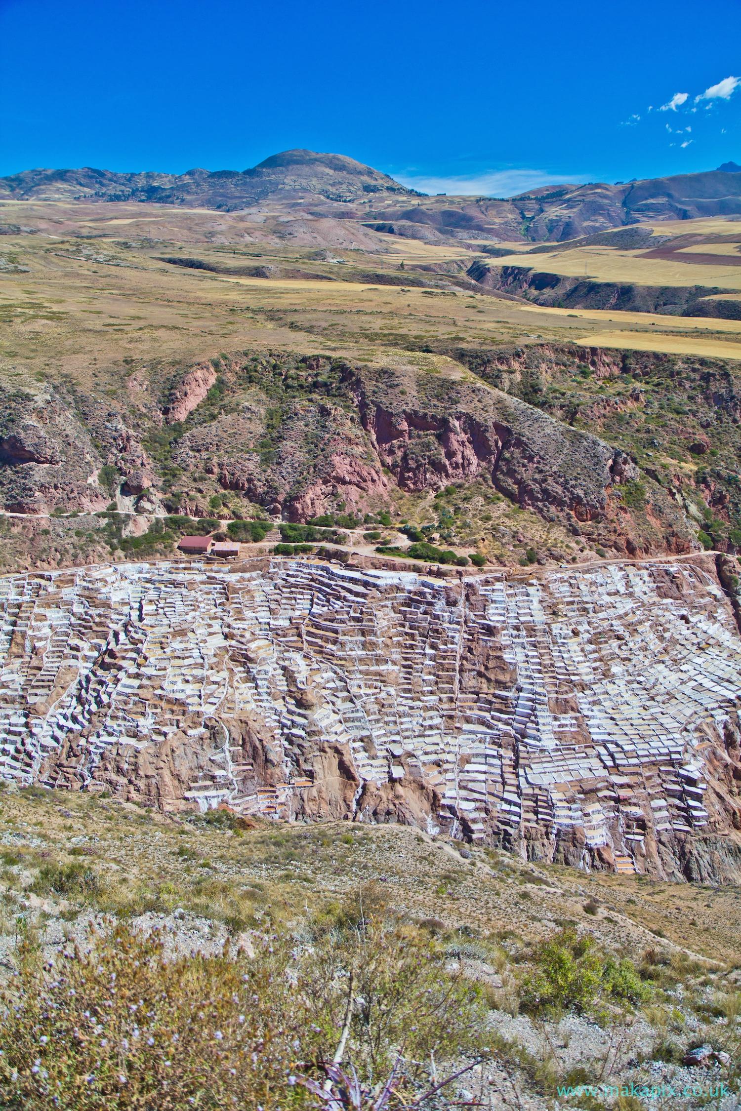 Salinas de Maras, Sacred Valley, Peru