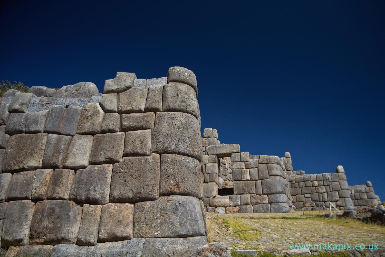 Sacsayhuaman, Sacred Valley, Peru
