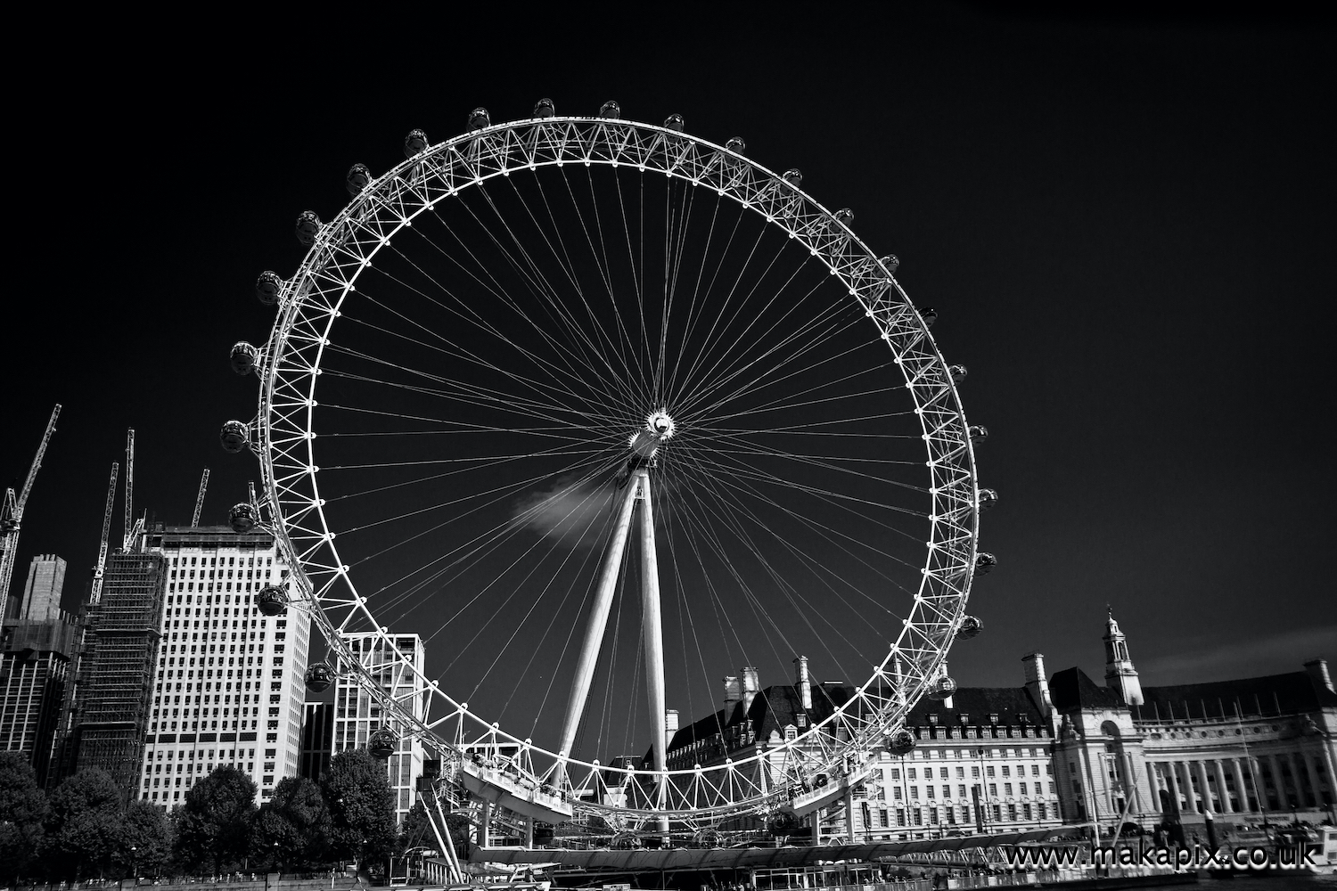 London Eye, London, England