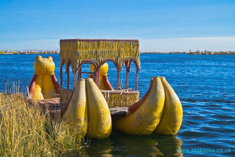 Uros, Lake Titicaca, Peru
