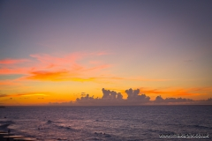 Sunset in Varadero, Matanzas, Cuba