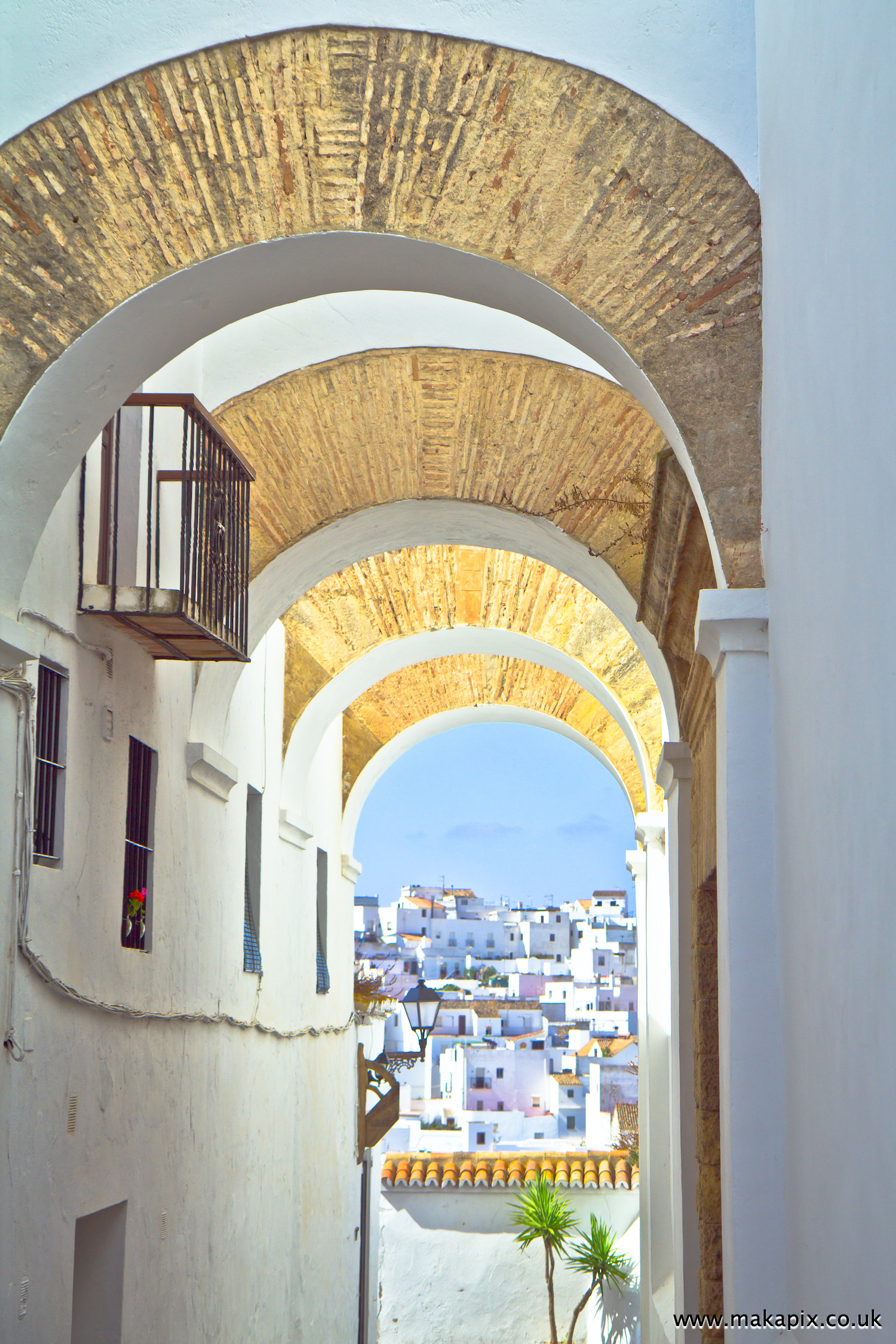 Vejer de la Frontera is a town in the province of Cádiz, Andalusia, Spain
