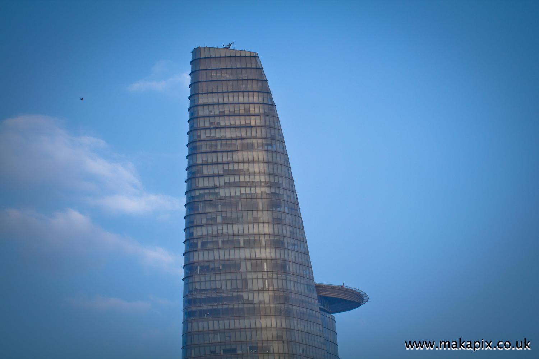 Bitexco Financial Tower, Ho Chi Minh City, Vietnam