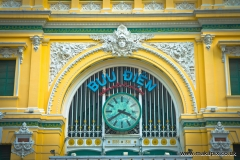 Saigon Central Post Office, Vietnam