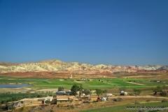 Morocco landscape near Fes