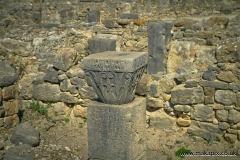 Volubilis is a partly excavated Berber city in Morocco