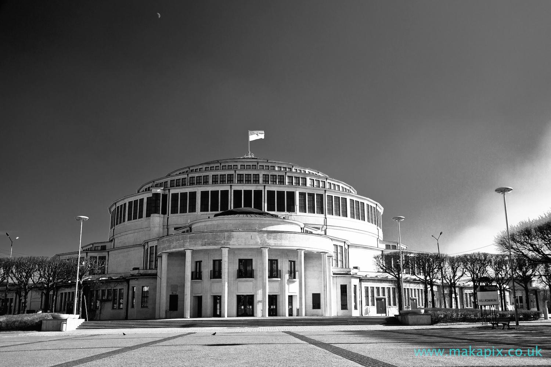 The Centennial Hall, Wroclaw, Poland